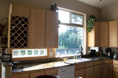 Passive-solar-kitchen