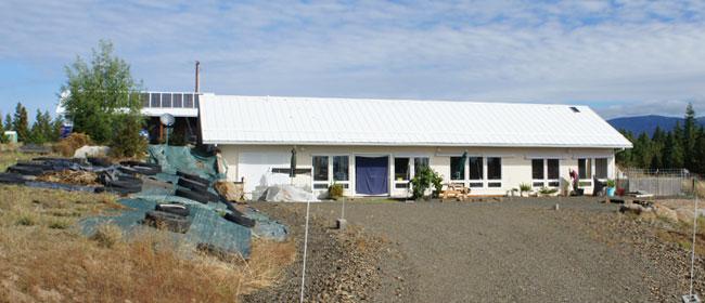 Passive Solar, Net Zero Home: Goldendale, WA