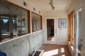 goldendale passive solar sunroom