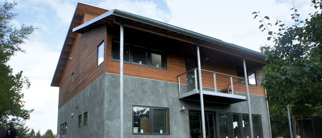 Net-Zero Re-Build, Portland, OR
