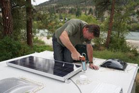 rv_Solar_panel