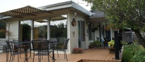 Passive Solar Vented Sunroom, Eugene, OR