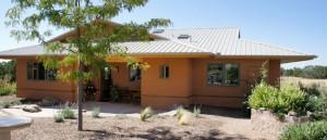 EcoNest® Straw Clay Home, Santa Fe, NM