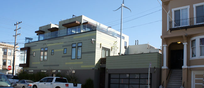 Worlds Greenest Home, San Francisco: part 1