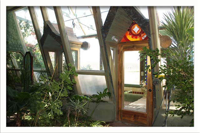 Greenhouse Entry