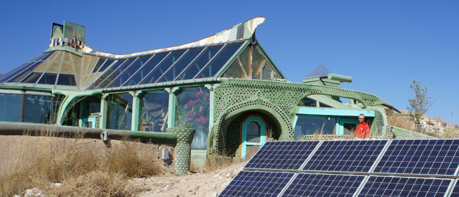 Earthship A Most Radically Sustainable Home